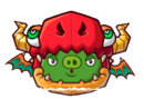 Angry Birds Fight! - Monster Pigs - Dragon Pig