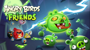 Angry Birds Friends Double Trouble Arte Promocional 2020