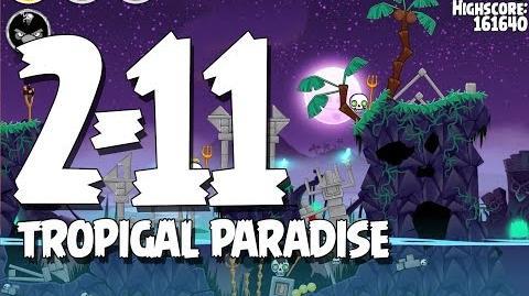 Tropigal Paradise 2-11