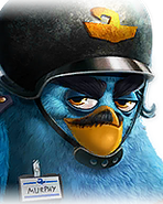 Flocker Blue Portrait 041