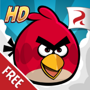 Angry Birds Free HD 2nd App Icon