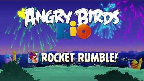 Angry Birds Rio Rocket Rumble Update