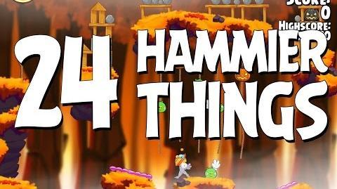 Hammier Things 1-24