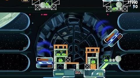 Death Star 2 6-17 (Angry Birds Star Wars)/Video Walkthrough