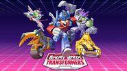 Angry Birds Transformers-Promocional