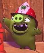 Cerdo Bombero Piggy Tales