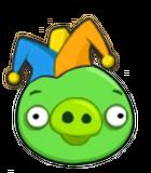Cerdo Bufón Angry Birds Seasons