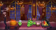 Pigs In A Banquet Cutscene 3