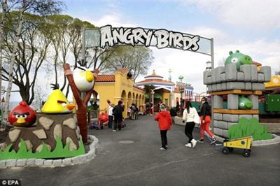 Angry Birds Land