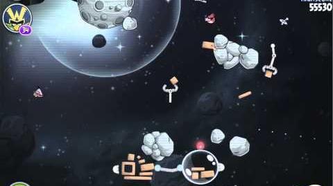 Beak Impact 8-1 (Angry Birds Space)/Mirror Worlds Version