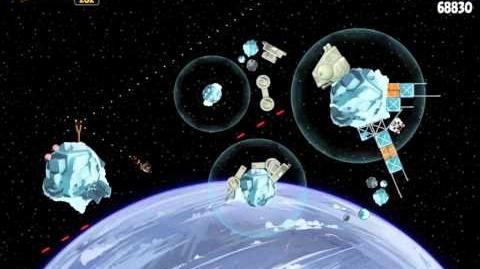 Hoth 3-19 (Angry Birds Star Wars)/Video Walkthrough