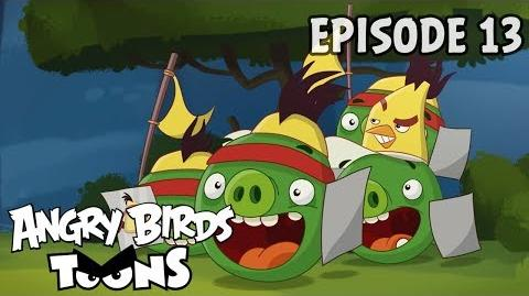 Angry Birds Toons Chuckmania - S2 Ep13