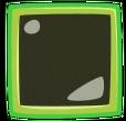 Transparent Green Box