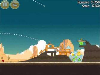 Official_Angry_Birds_Walkthrough_Ham_'Em_High_13-8