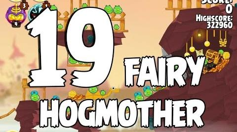 Fairy Hogmother 1-19