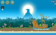 Послеждний уровень bird island