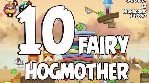 Fairy Hogmother 1-10