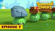 Angry Birds Slingshot Stories Ep 7 - Pigs will fly