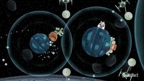 NEW! Angry Birds Star Wars - Death Star 2 Update Gameplay Trailer