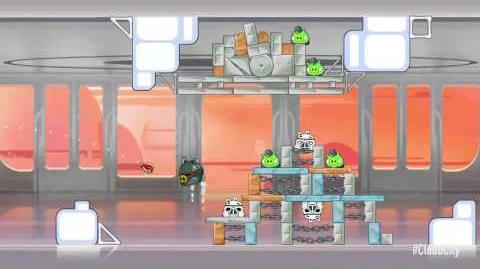 Angry Birds Star Wars Official Cloud City gameplay trailer (NEW!)