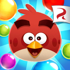 Angry Birds POP Square Icon (Red)