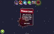 Магазин Спэйс - Опасная зона