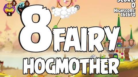 Fairy Hogmother 1-8