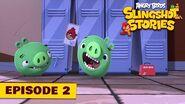 Angry Birds Slingshot Stories Ep 2 - Starstruck