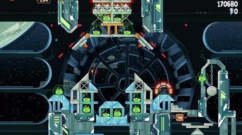 Death Star 2 6-29 (Angry Birds Star Wars)/Video Walkthrough