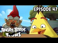 Angry Birds Toons - Oh Gnome! - S1 Ep47