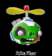 Flying Deceptihog