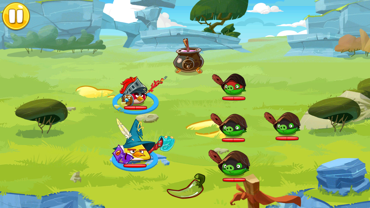 Cobalt Plateaus - 7   Angry Birds Wiki