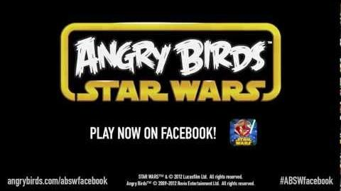 Angry Birds Star Wars Play now on Facebook!