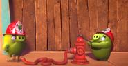 Cerdo Bombero Piggy Tales 2