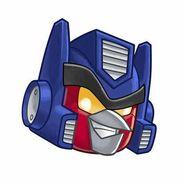 Optimus Prime Art 1
