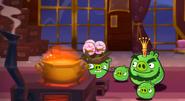 Pigs In A Banquet Cutscene 4