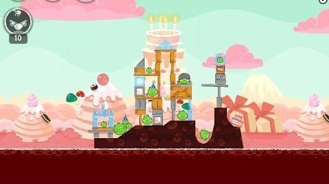 Birdday Party Cake 4 Level 7