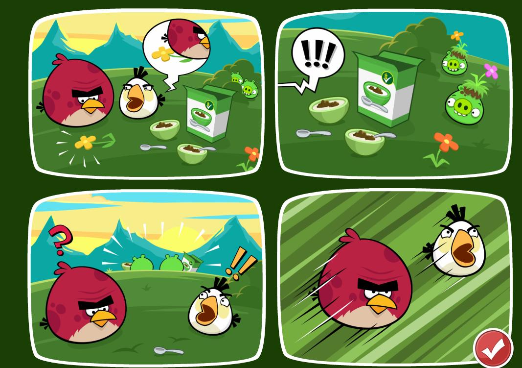 Angry Birds Breakfast 2