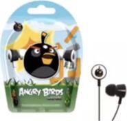Angry Birds Gear4 Tweeters Bomb Bird (No-nonsense Black Bomb Bird)