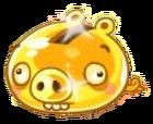 Cerdo dorado transparent.png