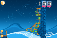 Angry Birds in Ultraboook Adventure level 7