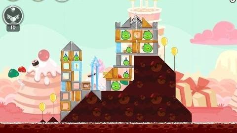 Birdday Party Cake 4 Level 13