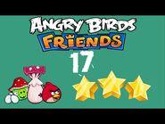 -17- Angry Birds Friends - Pig Tales - 1 bird - 3 stars