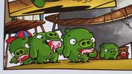 Angry Birds Movie Comics