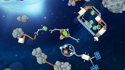 Beak Impact 8-16 (Angry Birds Space)
