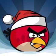 Angry birds especial navidad