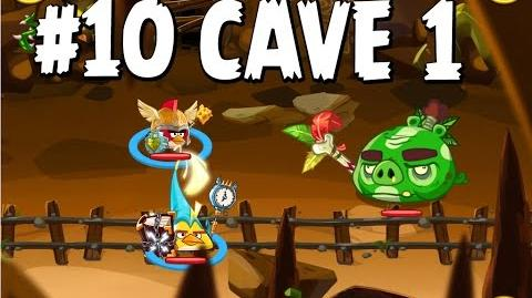 Angry Birds Epic/Chronicle Cave Bosses