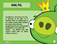 King Pig opis