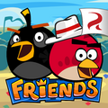 Angry Birds Friends Carnival Days Icon