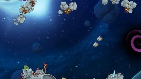 Beak Impact 8-20 (Angry Birds Space)